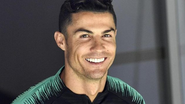Cristiano Rolando má důvod k úsměvům