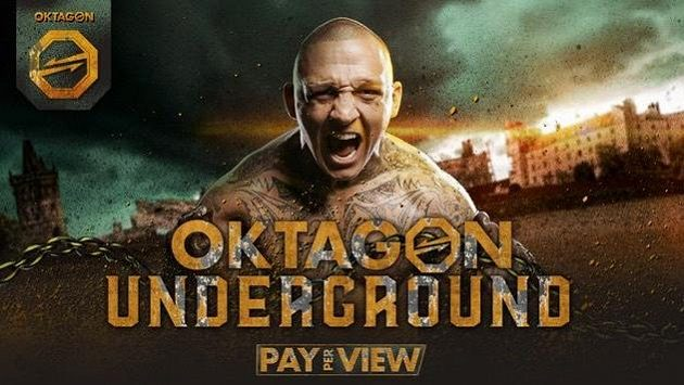 Nový koncept Oktagon Underground připravuje organizace OKTAGON MMA.