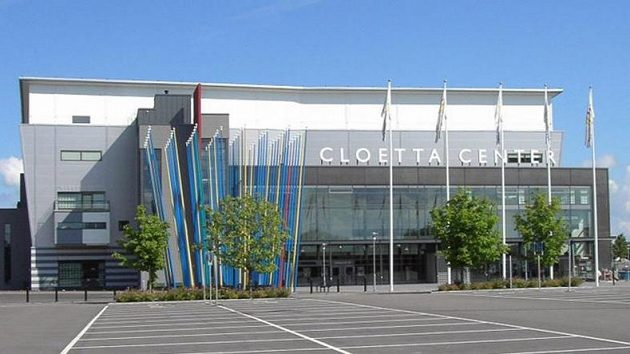 Stadion Cloetta Center v Linköpingu