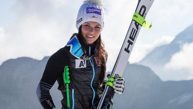 Rakouská lyžařská hvězda Anna Veithová znovu naskočí do kolotoče SP.