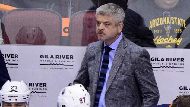 Hokejisty Los Angeles Kings povede trenér McLellan