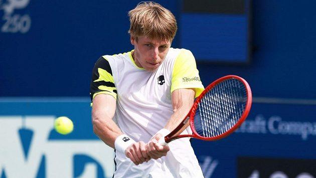 Ilja Ivaška jako první běloruský tenista po 18 letech získal titul na ATP Tour.