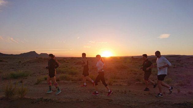 Marrakech Marathon - jen se tak trochu proběhnout po Africe!