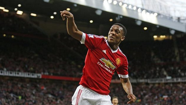 Nová hvězda Manchesteru United.