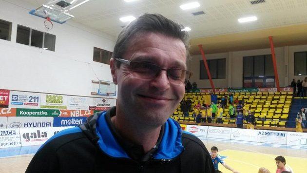 Trenér Martin Kop.