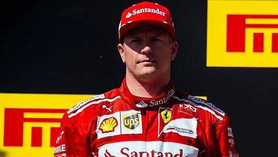 Kimi Räikkönen prodloužil smlouvu s Ferrari.