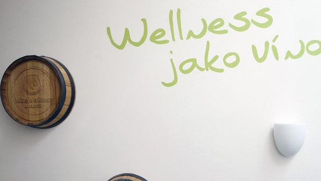 Zkuste mezi svátky jiné víno - wellness jako víno...