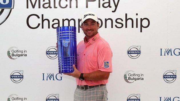 Vítěz Graeme McDowell z Irska
