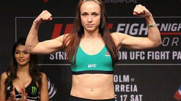 Lucie Pudilová končí v UFC