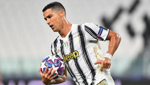 Sestřih zápasu Juventus - Lyon