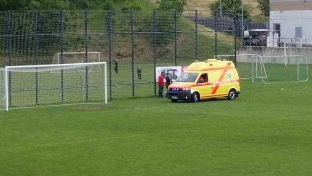 Slovenský fotbal zasáhla velké tragédie (illustrační foto)
