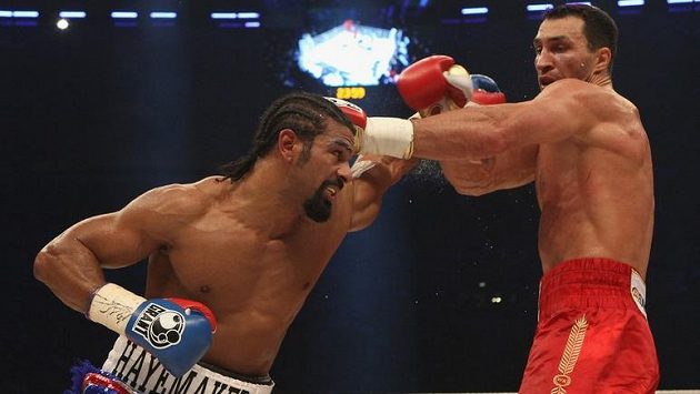 David Haye vs. Vladimir Kličko