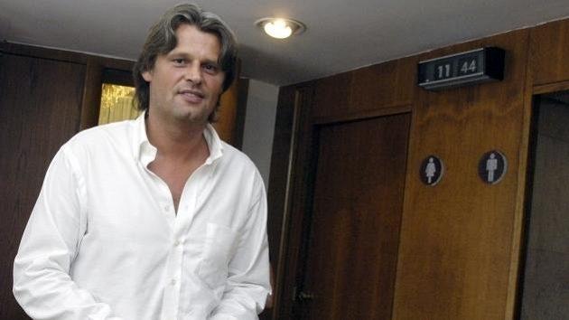 Tomáš Skuhravý na archivním snímku
