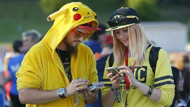 Pokémoni jsou zkrátka všude. Utečou před běžci?
