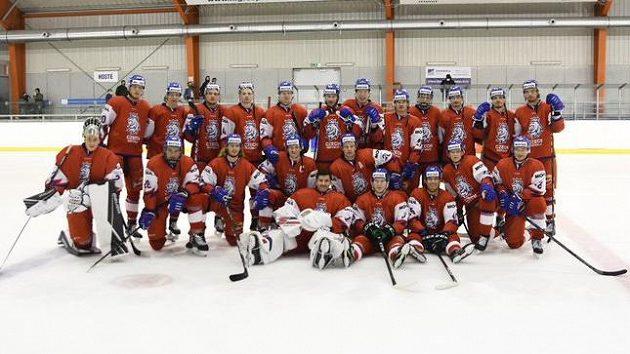 Tři členové hokejové dvacítky měli pozitivní test na koronavirus (ilustrační foto)