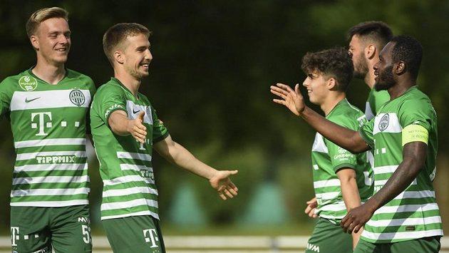 Asistent trenéra Jaroslav Köstl hodnotí los fotbalové Slavie.