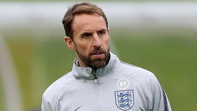 Gareth Southgate, trenér Anglie.
