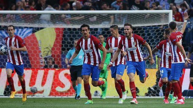 Kádr Atlétika Madrid nikdo v tomto ani v příštím přestupovém oknu neposílí.