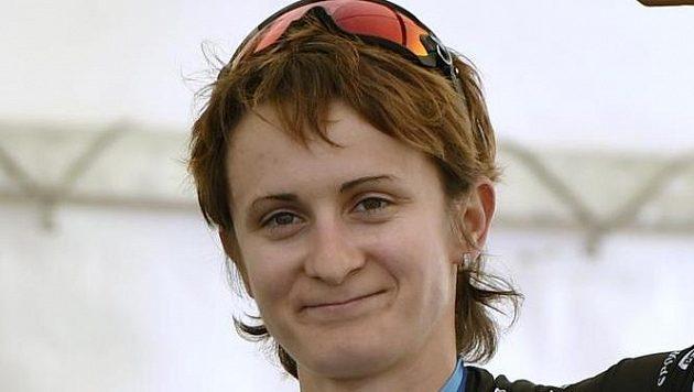 Martina Sáblíková nedávno vyhrála v Hodoníně časovku jednotlivkyň na mistrovství České republiky a Slovenska.