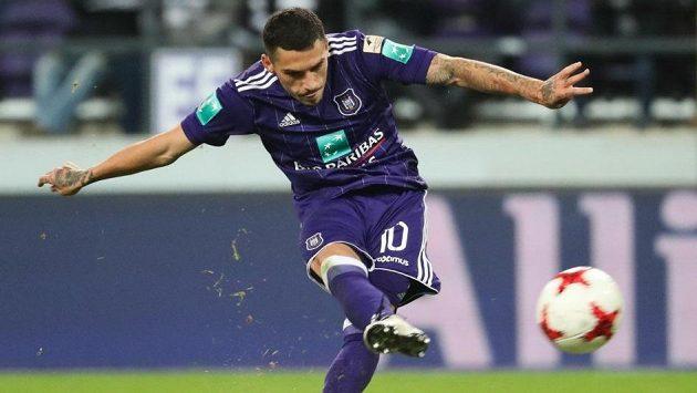 Pozor! Pálí Nicolae Stanciu. Restartuje rumunský záložník Anderlechtu kariéru na Letné...?