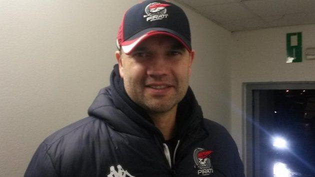 Trenér Martin Štrba