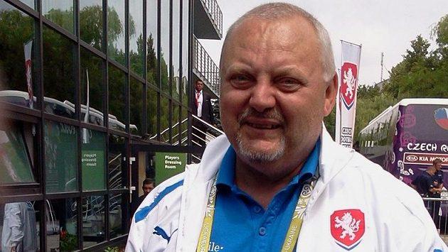 Vedoucí národního týmu Jaroslav Dudl je na postupovou variantu už nachystaný.