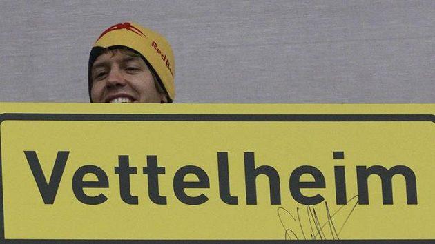 Po zisku titulu mistra světa formule 1 byl Vettelův rodný Heppenheim dočasně přejměnován na Vettelheim.