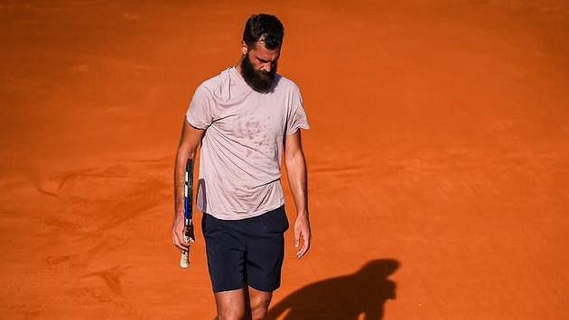 Francouzský tenista Benoit Paire na turnaji v Buenos Aires opět neudržel nervy na uzdě.