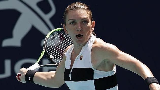 Simona Halepová postoupila do semifinále turnaje v Miami