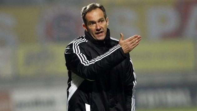 Karol Marko, trenér Příbrami
