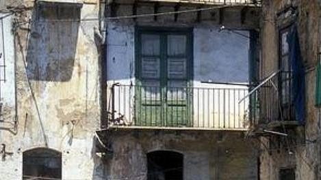 Jedna z ulic sicilského Palerma