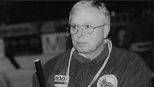 Luděk Bukač patří k legendám českého hokeje
