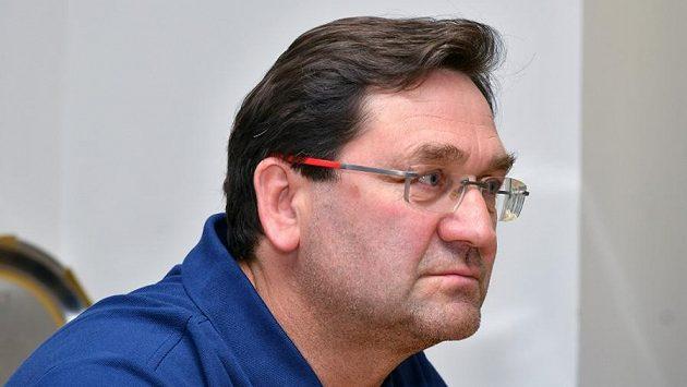 Trenér hokejistů Komety Brno Petr Fiala po páté porážce odstoupil.