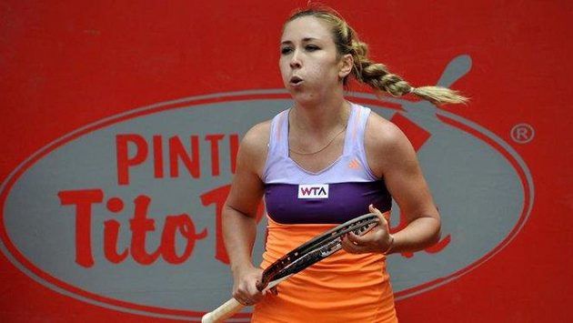 Gruzínská tenistka Sofia Šapataová iniciovala výzvu na finanční podporu od ITF.