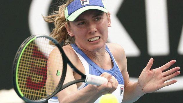 Jekatěrina Alexandrovová bude čelit ve třetím kole Australian Open Petře Kvitové.