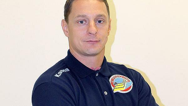 Hokejový obránce Lukáš Zíb.
