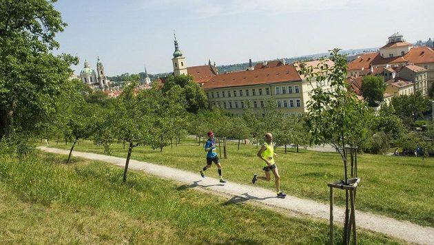 Chcete si zaběhat v Praze?