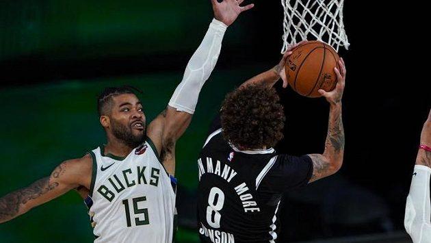 Nejlepší tým basketbalové NBA z Milwaukee prohrál podruhé za sebou