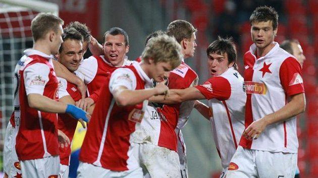 Slavia slaví 120. výročí a podobnou radost by chtěl prožívat co nejčastěji.