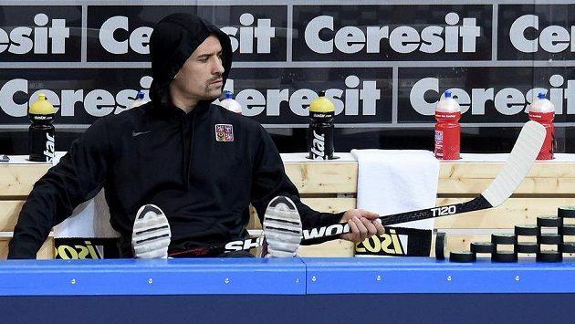 Tomáš Plekanec vyhlíží novou sezónu, začne Světovým pohárem.