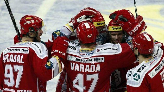 Hokejisté Třince mají v létě atraktivní soupeře - Petrohrad nebo Poprad