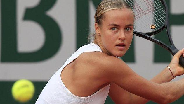 Anna Karolina Schmiedlová se na French Open postarala o obrovské překvapení