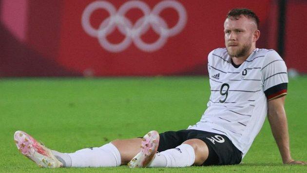 Fotbalisté Německa nepostoupili ze skupiny