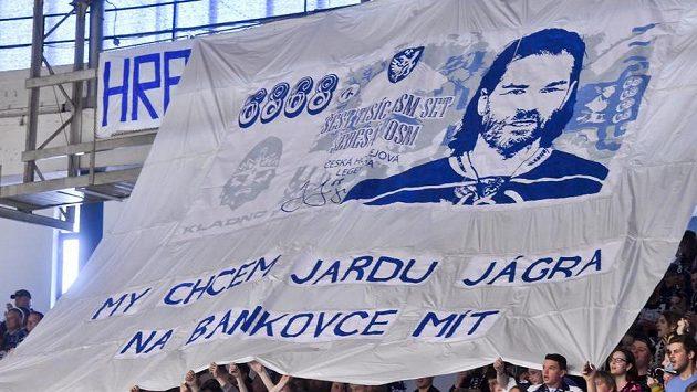Originální nápad fanoušků Kladna.