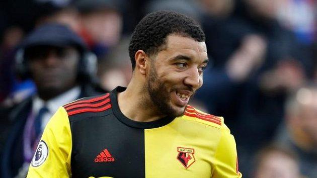Fotbalisté Watfordu na tréninku