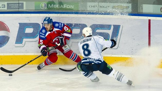 Justin Azevedo ze Lva (vlevo) a Vladimir Loginov z Chabarovska (ilustrační foto).