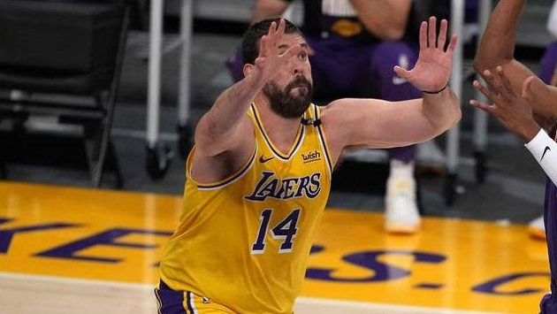Basketbalová hvězda Pau Gasol