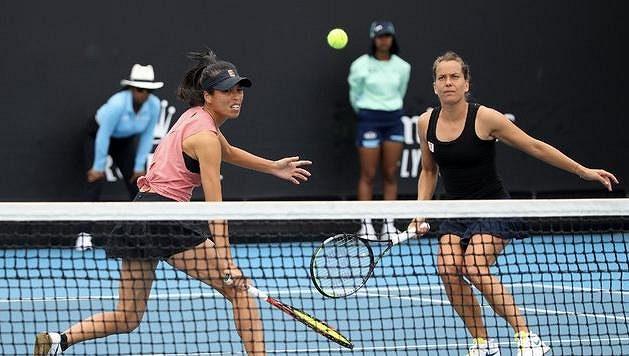 Barbora Strýcová a Sie Šu-wej si zahrají o grandslamový titul