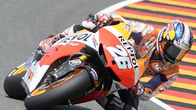 Španělský jezdec Dani Pedrosa.