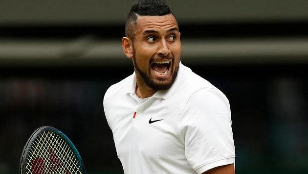 Australský tenista Nick Kyrgios se na olympijském turnaji v Tokiu nepředstaví.
